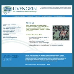 Livengrin About Page