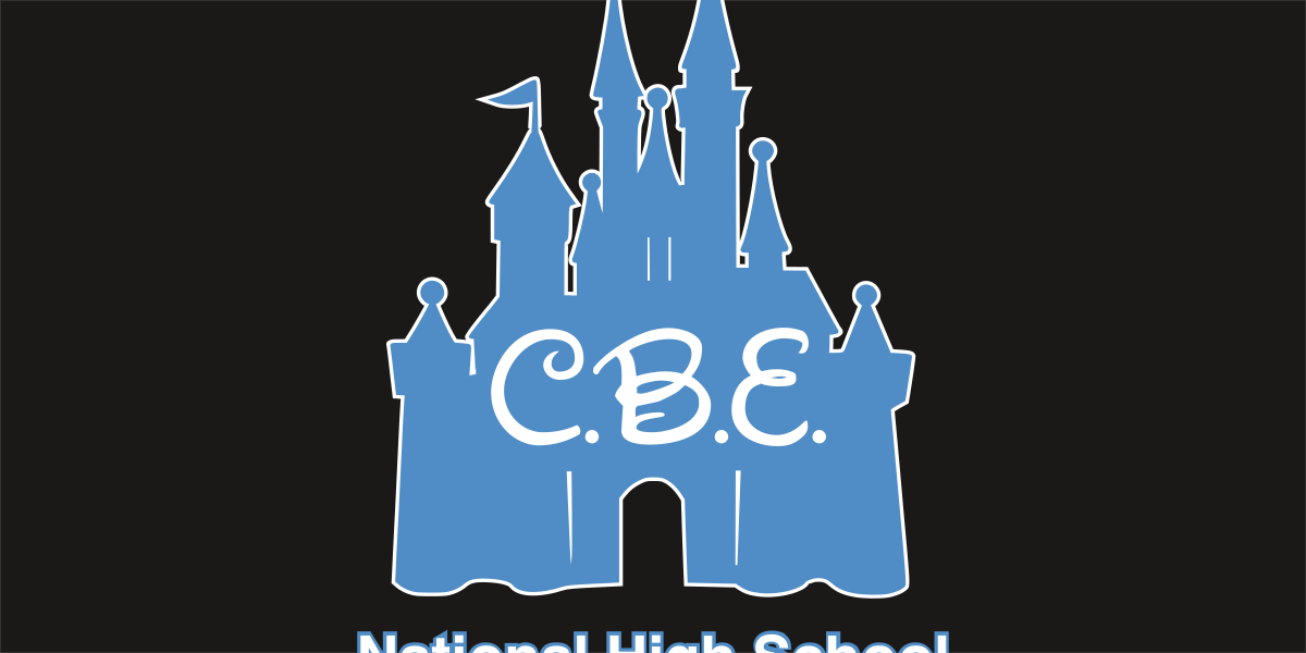 CB East High School Cheerleading Disney Castle